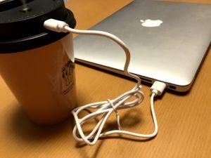 カップ型 加湿器 USB